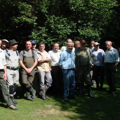 Fête de la pêche 2010