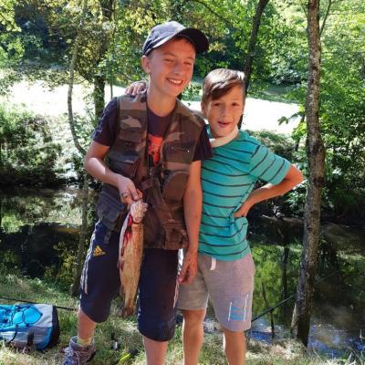NOUVEAU : Fête de La Pêche Samedi 9 Juillet