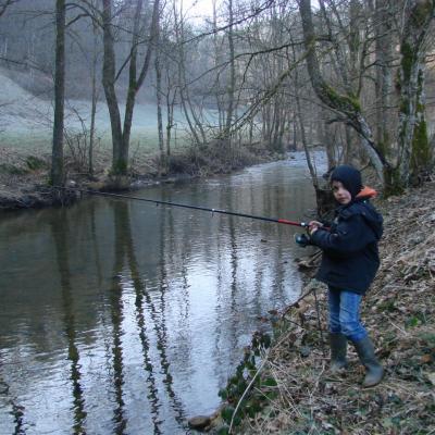 Ouverture de La Pêche 08/03/2014