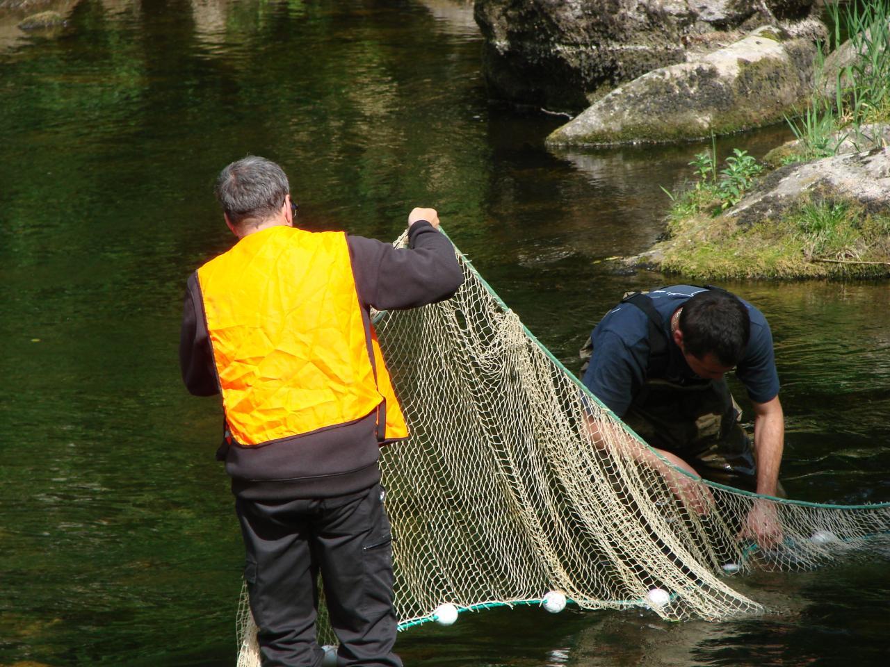 Fête de la pêche édition 2014