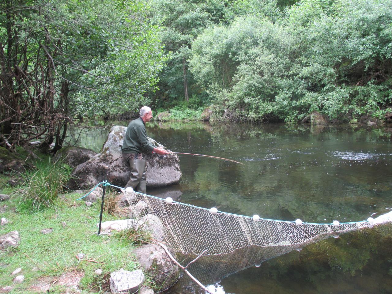 Fête de la pêche le Samedi 29 Juin 2013